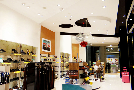 Lighting Fixtures for Shops.