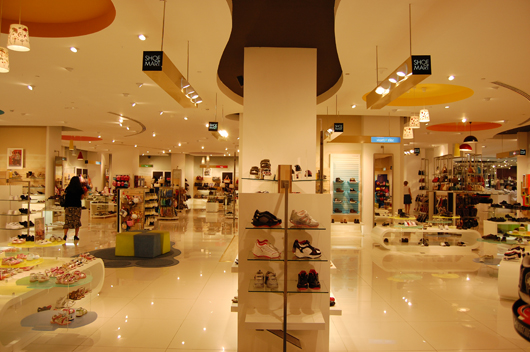 Lighting Design Suppliers in KSA Offer Shop Lighting Solutions Showroom Lighting Design Lighting Layout & ANTC